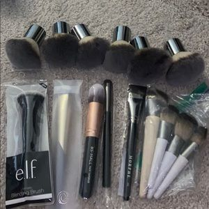 15 piece brand new brushes morphee brand